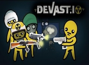How To Use Devast.io Weapons?