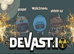 Devast.io Online Game